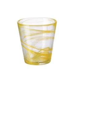 Bormioli Rocco Capri Yellow 12.5 oz. Set of 6 Glasses