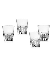 Union Square Set of 4 Double Old Fashioned Glasses