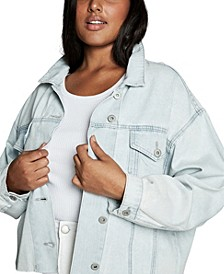 Curve OS Denim Jacket
