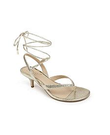 Jewel Badgley Mischka Nolin Dress Thong Sandal
