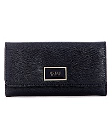 Pish Posh Slim Clutch Wallet