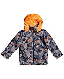 Quicksilver Little Boys Little Mission Kids Jacket