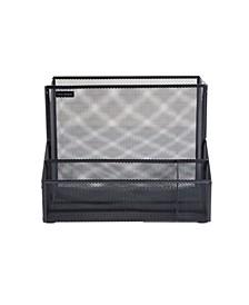 Metal Mesh Large File Organizer Storage Basket