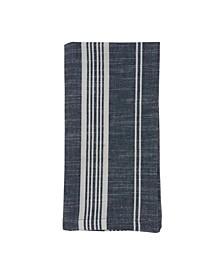 Striped Napkin Set of 4