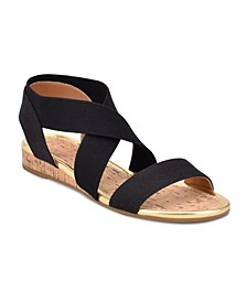 Kenly Low Wedge Sandal