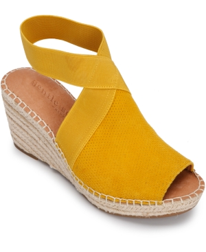 by Kenneth Cole Colleen Espadrille Wedge Sandals Women's Shoes