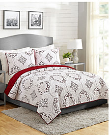 Modern Heirloom Chambers Full/Queen Quilt Set