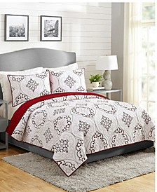 Chambers King Quilt Set