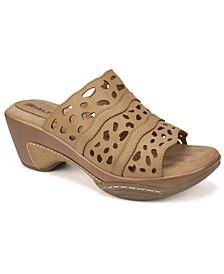 Vispa Comfort Clog Sandals