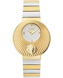 Women's Sempione Two-Tone Stainless Steel Bracelet Watch 38mm