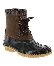 Nola Women's Regular Calf Snow Boots