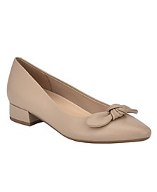 Calasee Bow Women's Pump