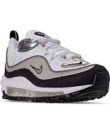 Women's Air Max 98 Casual Sneakers from Finish Line