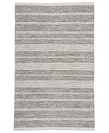 Abingdon 346 Gray 8' x 10' Area Rug