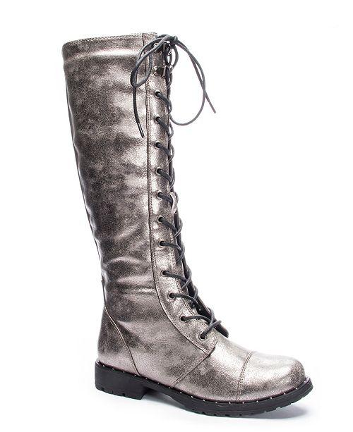 Dirty Laundry Women's Roset Narrow Calf Tall Boots