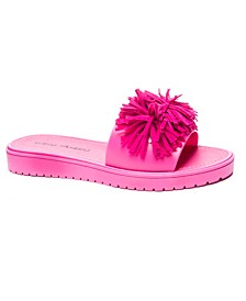 Women's Paseo Jelly Flat Sandals