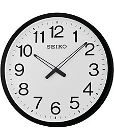 Black & White Wall Clock