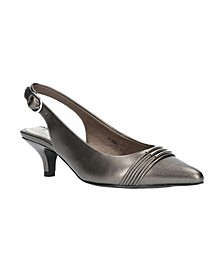 Maeve Sling back Pumps