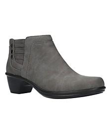 Jessalyn Comfort Booties