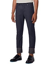 BOSS Men's Delaware Dark Blue Jeans