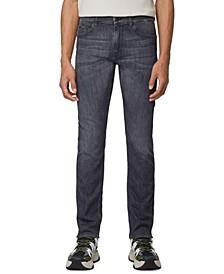 BOSS Men's Delaware Charcoal Jeans