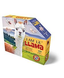Puzzles - I Am Lil' Llama 100 Piece Puzzle Poster Size