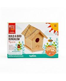 Build a Bird Bungalow House Craft Kit