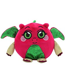 Squeezy, Squishy, Moldable Plush, Stuffed Animal, Dragon