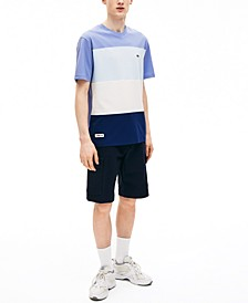 Men's Casual Pique T-Shirt