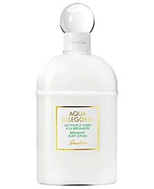 Aqua Allegoria Bergamote Calabriat Body Lotion, 6.7-oz.