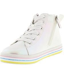 Toddler Girls High Top Sneaker