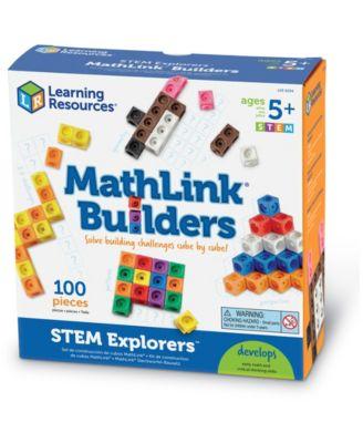 Learning Resources Stem Explorers - Mathlink Builders
