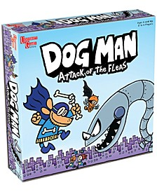 Dog Man - Attack of the Fleas