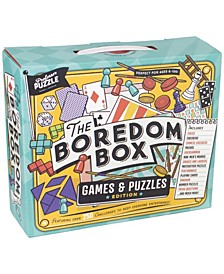 The Boredom Box - Games Puzzles Edition