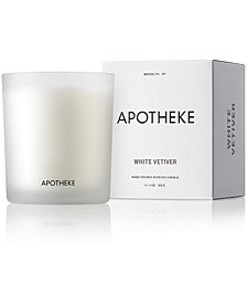 White Vetiver Candle, 11-oz.