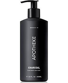 Charcoal Liquid Soap, 10-oz.