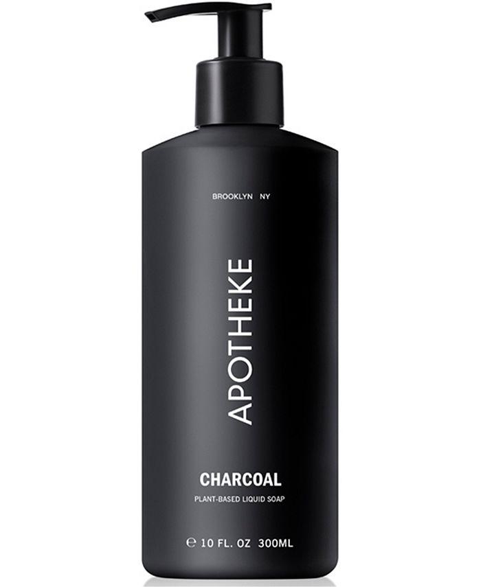 APOTHEKE - Charcoal Liquid Soap, 10-oz.