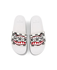 Men's Fighter Shark Slide