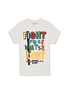 Men's Fight for What's Right Tee