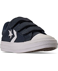 Little Boys Star Player Stay-Put Closure Casual Sneakers from Finish Line