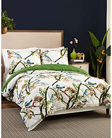 Conservatory 3-Piece Full/Queen Quilt Set