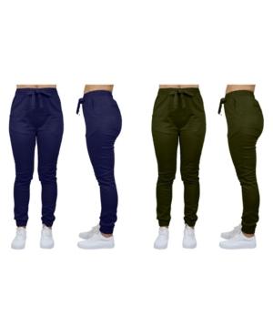 Women's Basic Stretch Twill Joggers