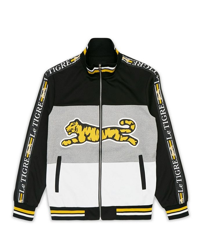 Le Tigre - Colorblocked Logo Track Jacket