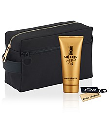 Receive a Free 3-Pc. gift with any jumbo spray purchase from the Paco Rabanne 1 Million fragrance collection