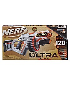Nerf Ultra One Motorized Blaster -- 25 Nerf Ultra Darts --Farthest Flying Nerf Darts Ever -- Compatible Only with Nerf Ultra One Darts