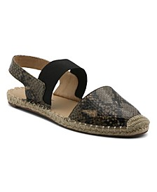 Women's Angelo Espadrille Flat Sandals
