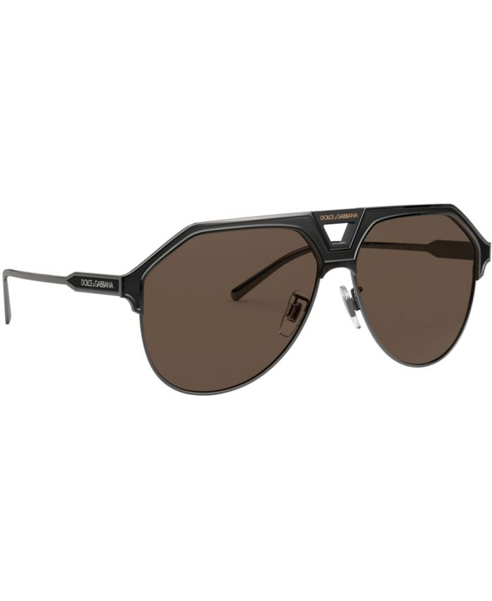 Dolce & Gabbana Sunglasses, 0DG2257 & Reviews - Sunglasses by Sunglass Hut - Men - Macy's