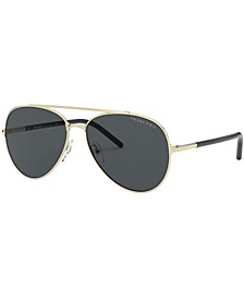 Polarized Sunglasses, 0PR 66XS