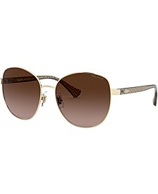 Ralph Polarized Sunglasses, 0RA4131