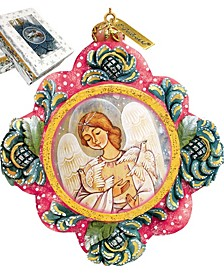 Angels with Doves Ornament